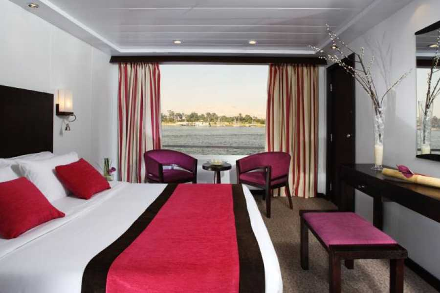 Journey To Egypt Mövenpick MS Royal Lily