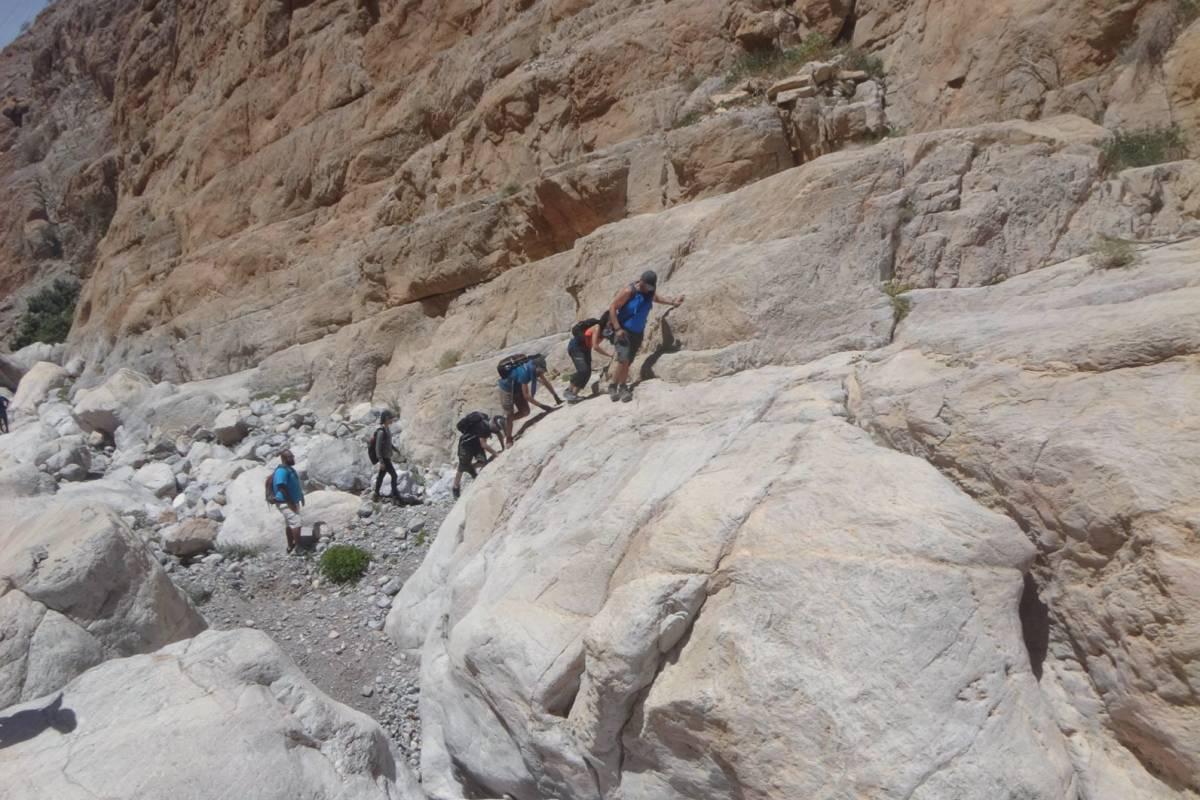 Adventurati Outdoors Monkey Tale Wadi - UAE