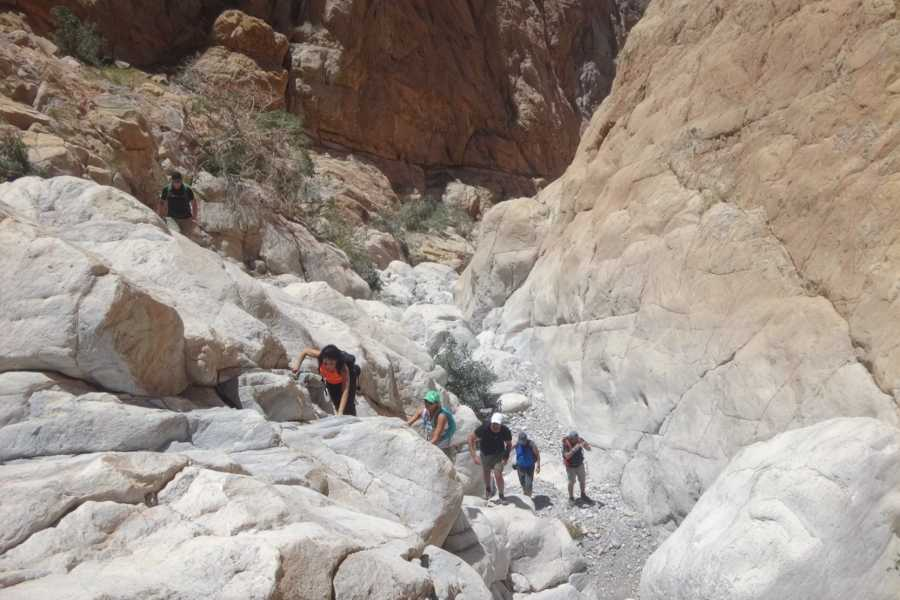 Adventurati Outdoors Monkey Tale Wadi - UAE