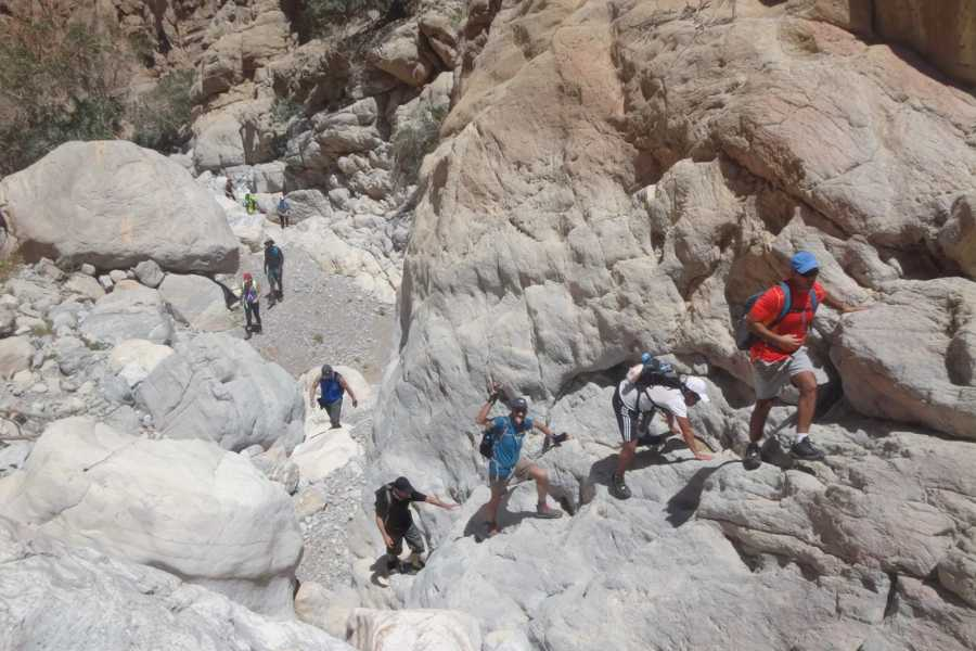 Adventurati Outdoor Monkey Tale Wadi - UAE