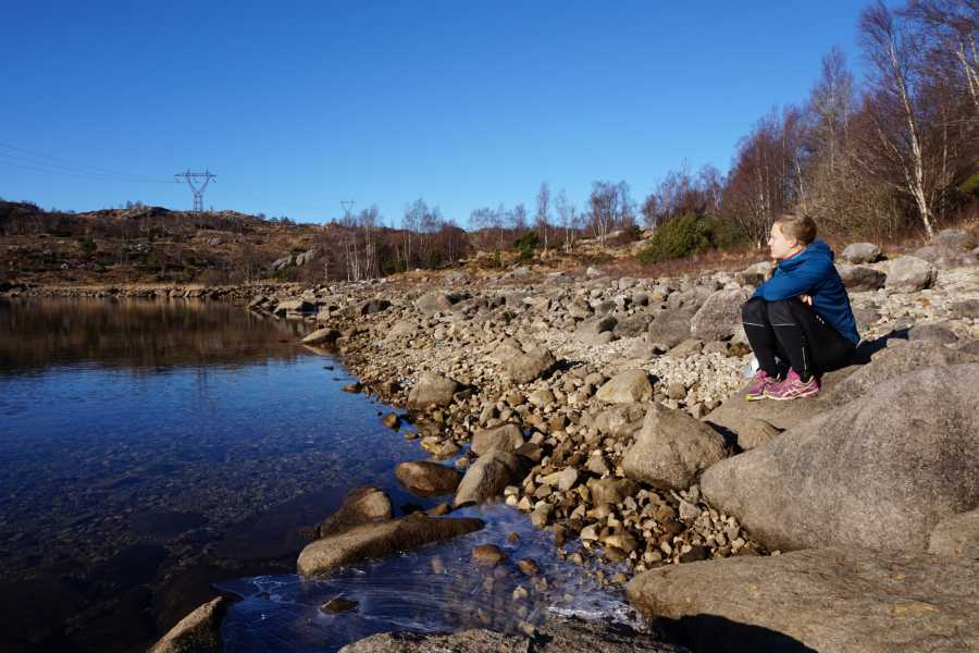 Magma Geopark Geobike Koldal, Rogaland