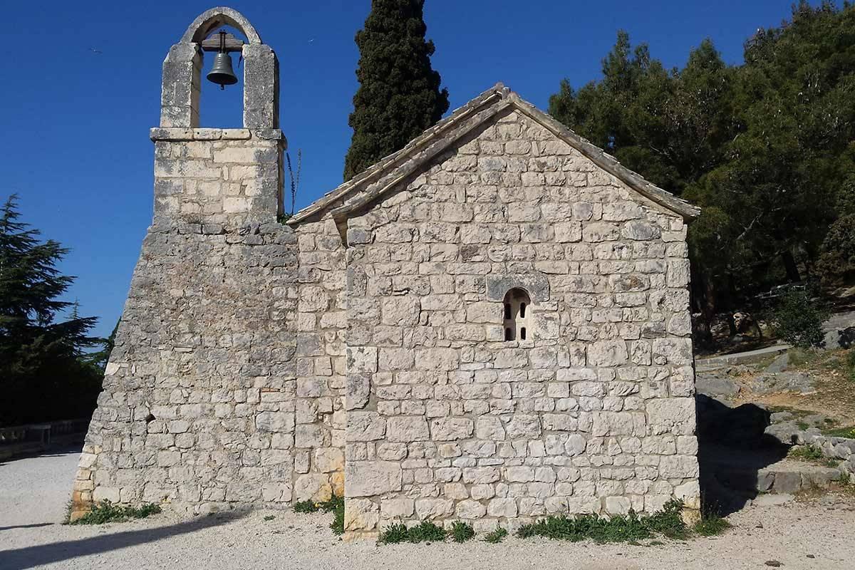 Sugaman Tours Hiking Marjan hill, Split