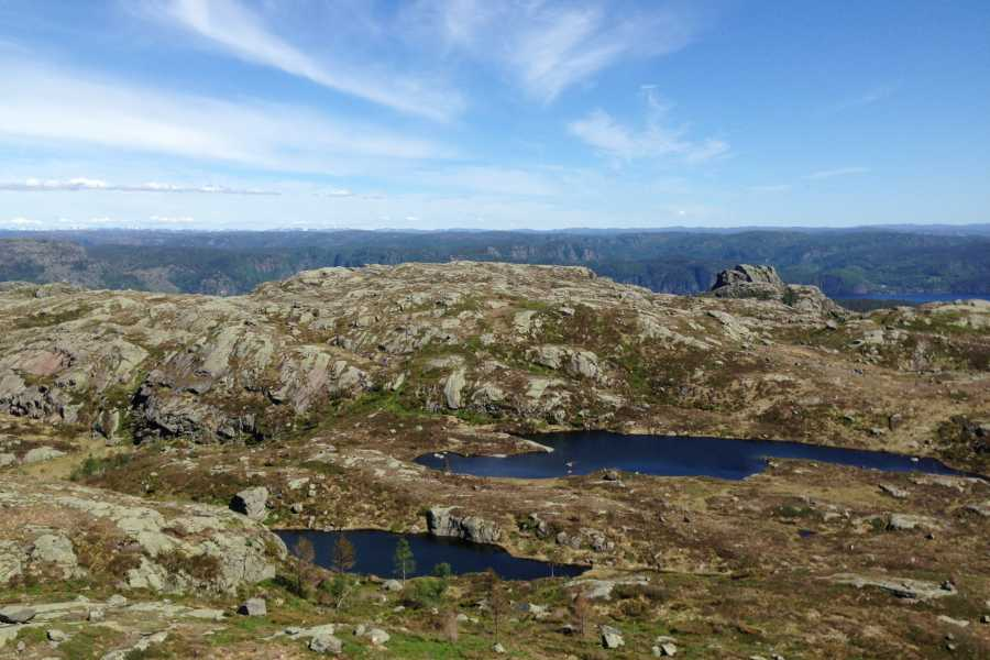 Magma Geopark Gursli historic mines