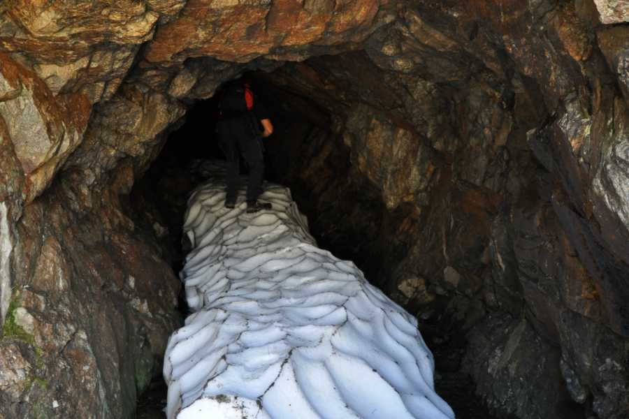 Magma Geopark Ørsdalen historic mines