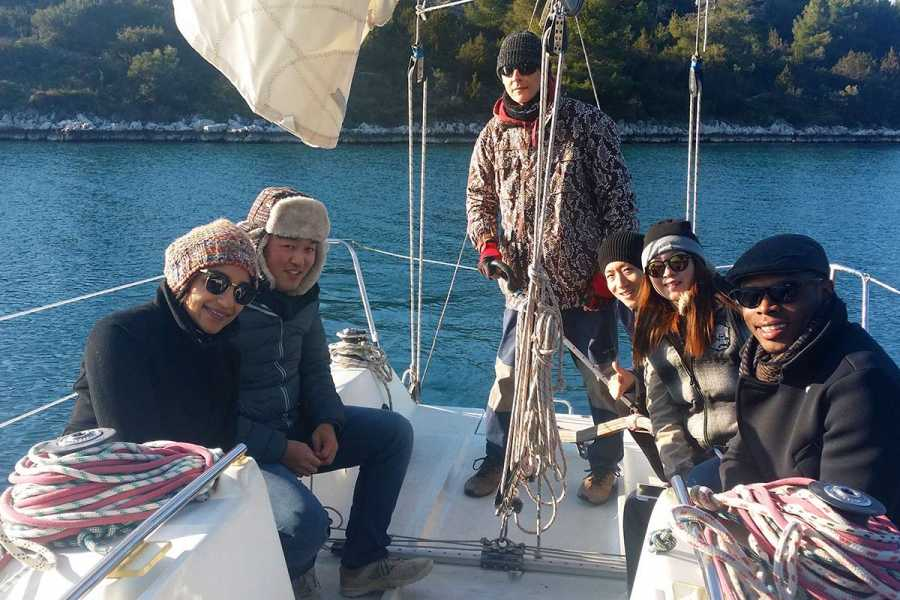 Sugaman Tours Half Day Sailing Tour Split