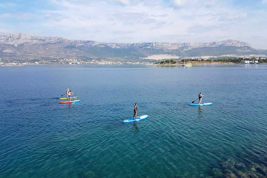 Sugaman Tours Stand up Paddle Tour, Split