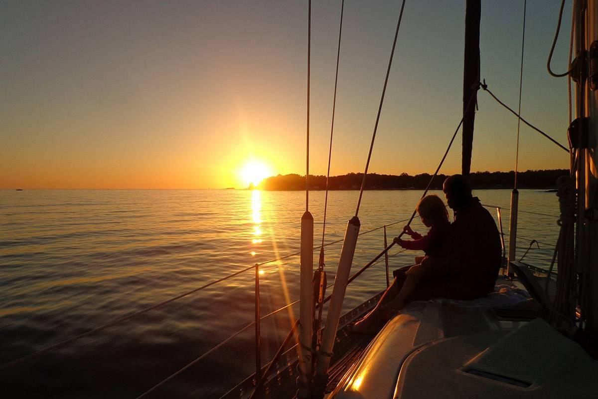 Sugaman Tours Sunset Sailing Tour, Split