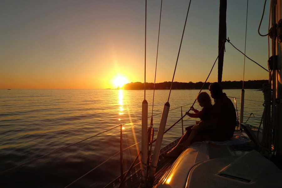 Sugaman Tours Sunset Sailing Tour, Split