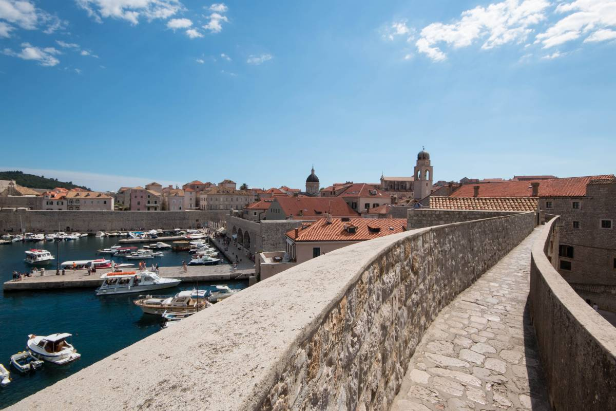 Nature Trips Croatian Islands Cruise + Land tour - from Dubrovnik