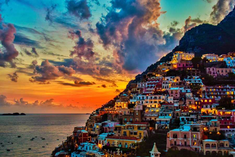 Travel etc Private Positano Half day