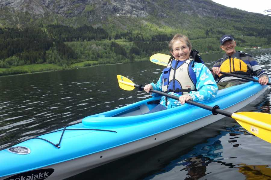 GòKajakk AS Jølstravatnet paddle