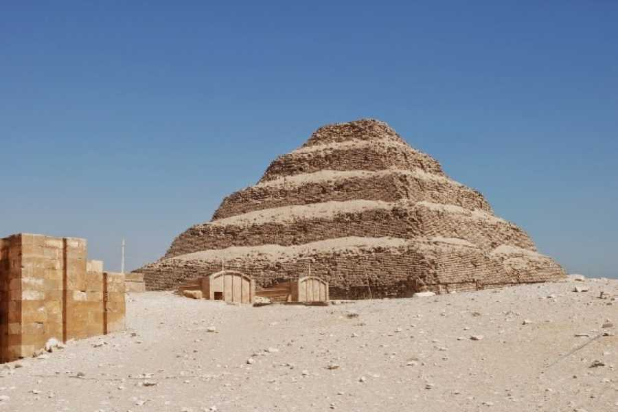 Deluxe Travel Private Tour Dashur Memphis and Saqqara