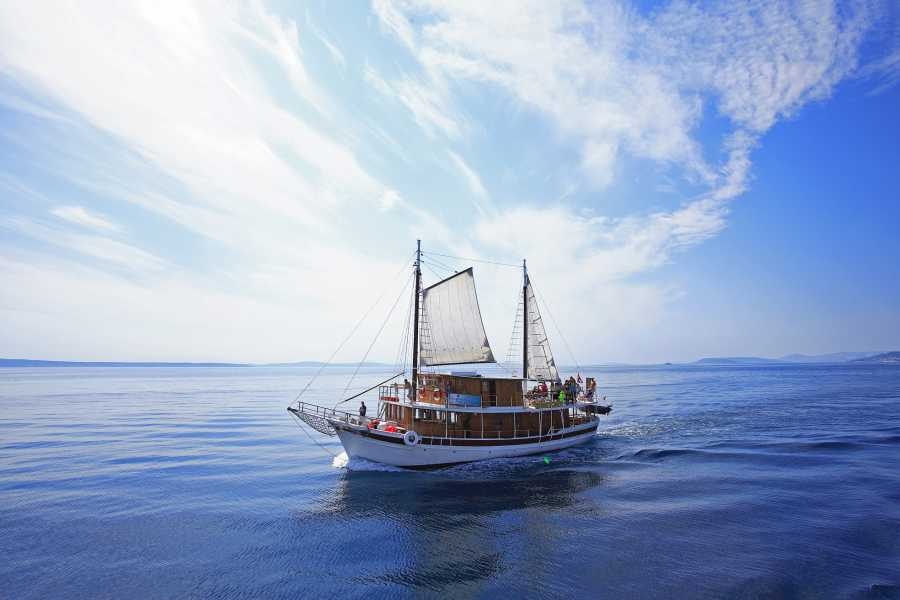 Nature Trips Croatia Party Cruise up to 30 - from Split