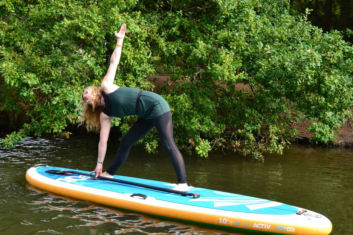 Way2go Adventures SUP Yoga
