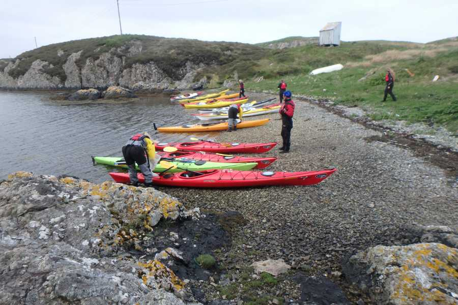 GòKajakk AS Introduction course in sea kayaking