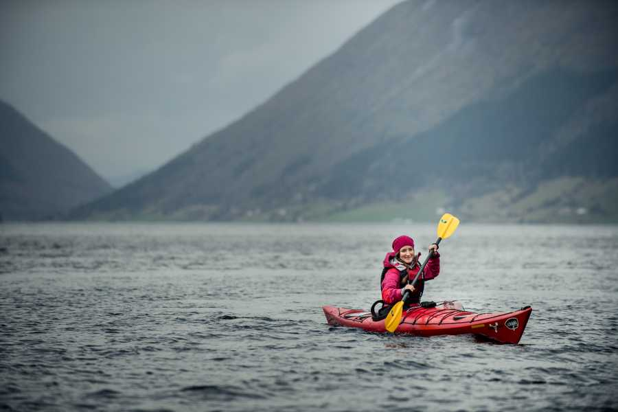 GòKajakk AS Basic course in Sea Kayaking