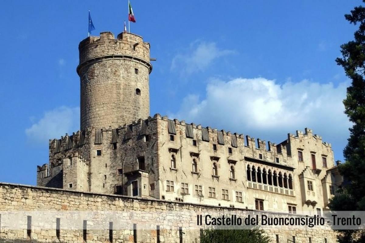Enjoy33 In Trenino tra Castelli e Musei  & Trento  | 2 giorni