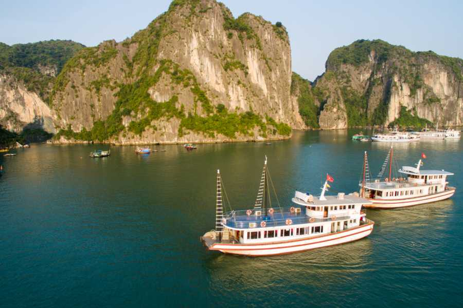 Friends Travel Vietnam Ha Long  Sen Cruise Luxury Day Tour