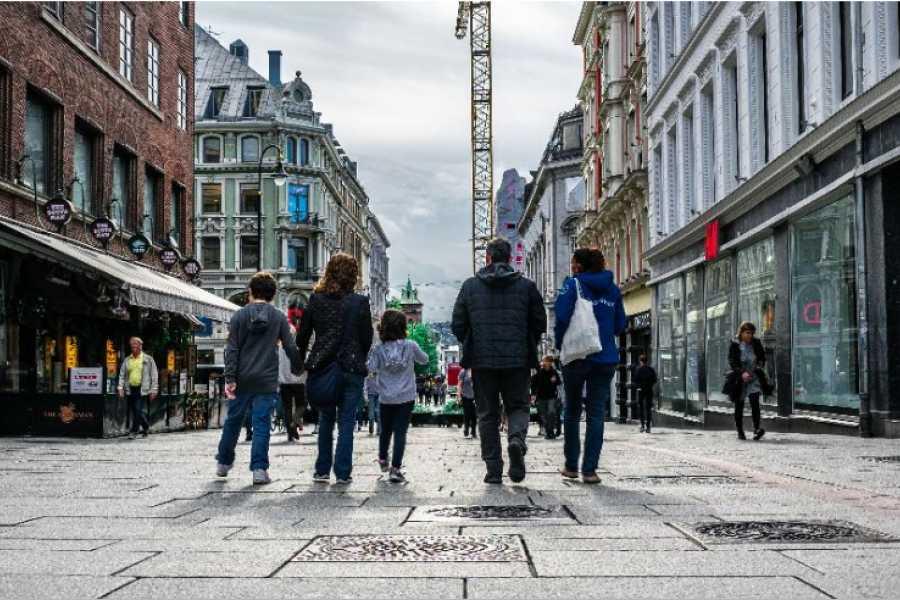 Viking Biking City Walk : Must Sees of Oslo