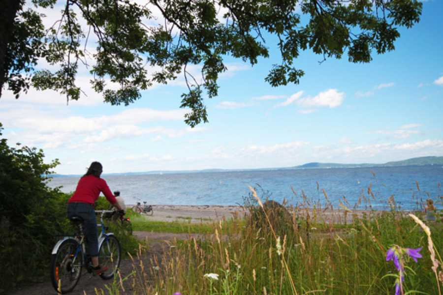 Viking Biking Bike Tour: Self Guided Tour (6 days) of the Oslo Fjord