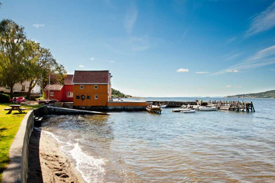 viking biking Bike Tour: Self Guided Tour (6 days) of the Oslo Fjord