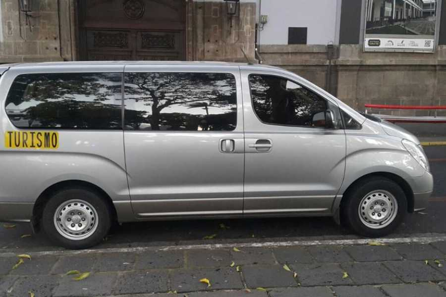 Uvita Information Center TRANSFER MINIVAN 7 PASSANGERS 4X2