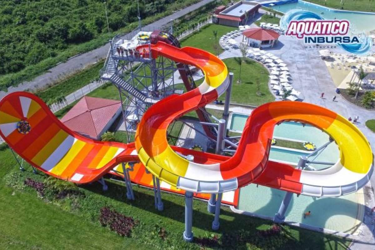 Tours & Tickets Operador Turístico Aquático INBURSA Boleto + Transporte