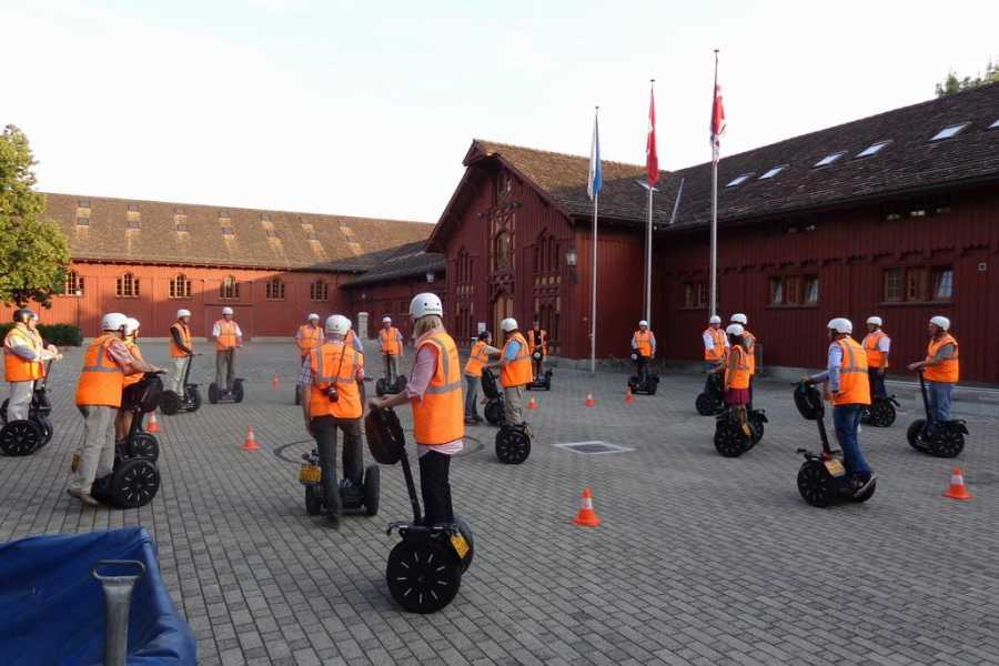 Segway City Tours by HB-Adventure Public Segway Tour Winterthur