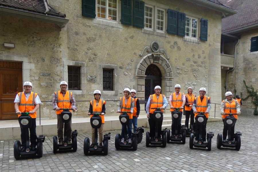 Segway City Tours Public Segway Tour Winterthur