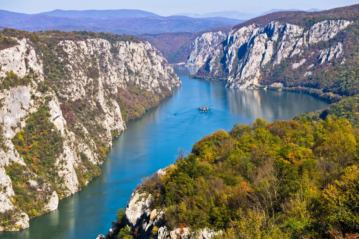 Nature Trips Danube Cycling Holiday - from Belgrade