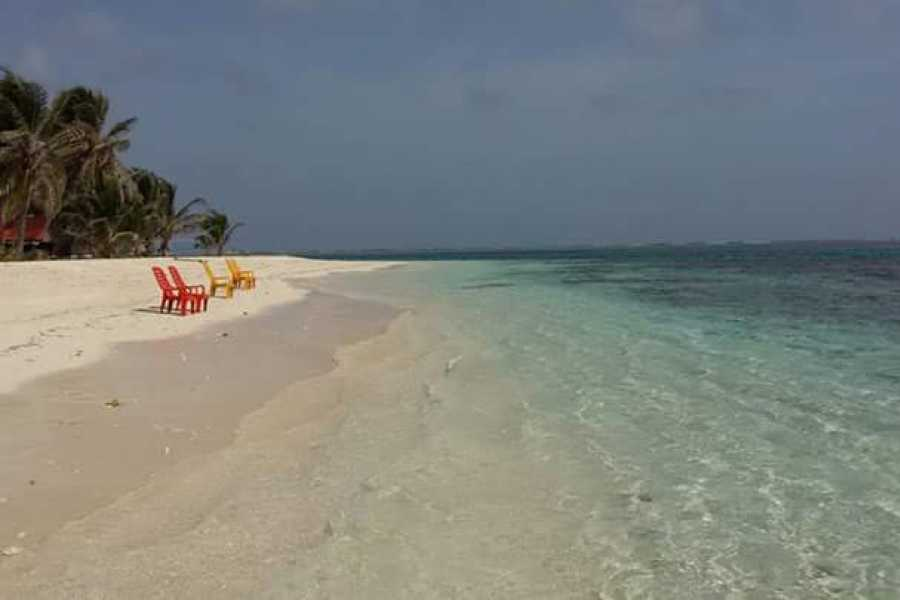 Cacique Cruiser Isla Chichime - 1 island trip
