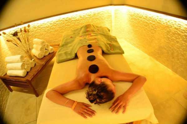 // Turkish Bath from Side