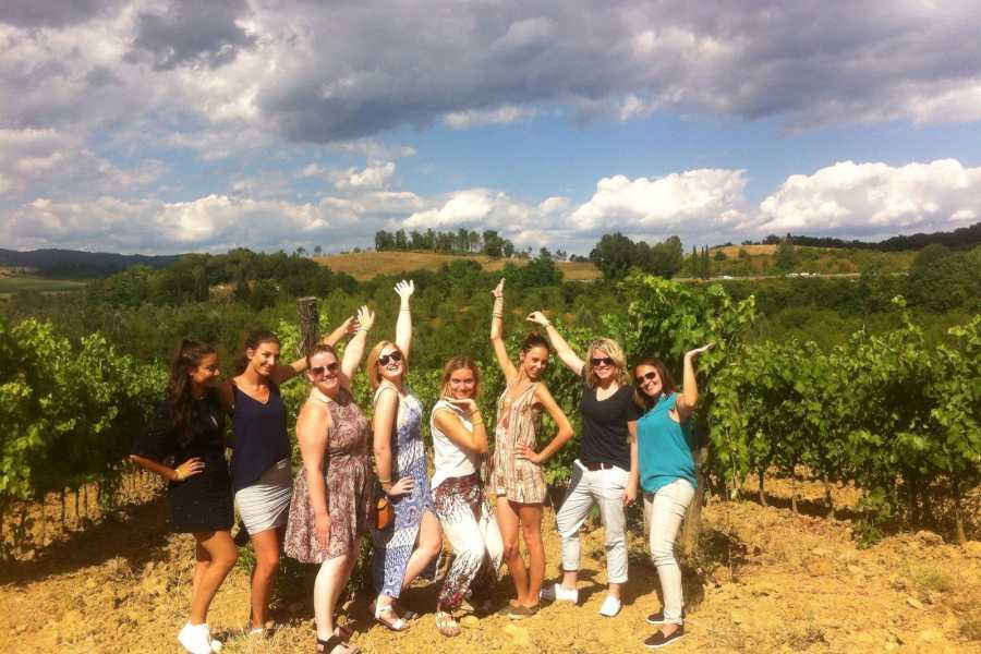 Italy on a Budget tours TASTE OF TUSCANY - Siena & Chianti wine