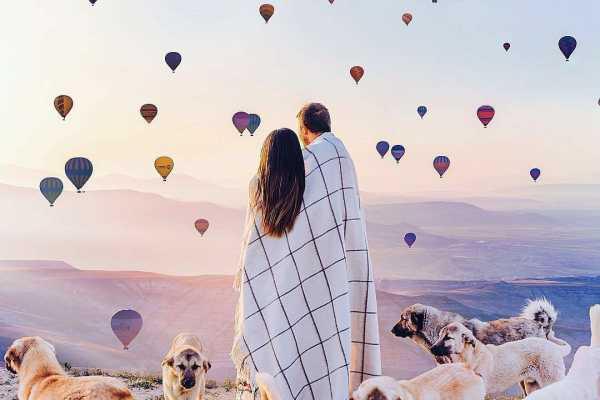 // Cappadocia from Side