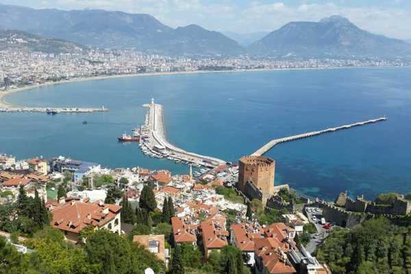 // Alanya City Tour from Side