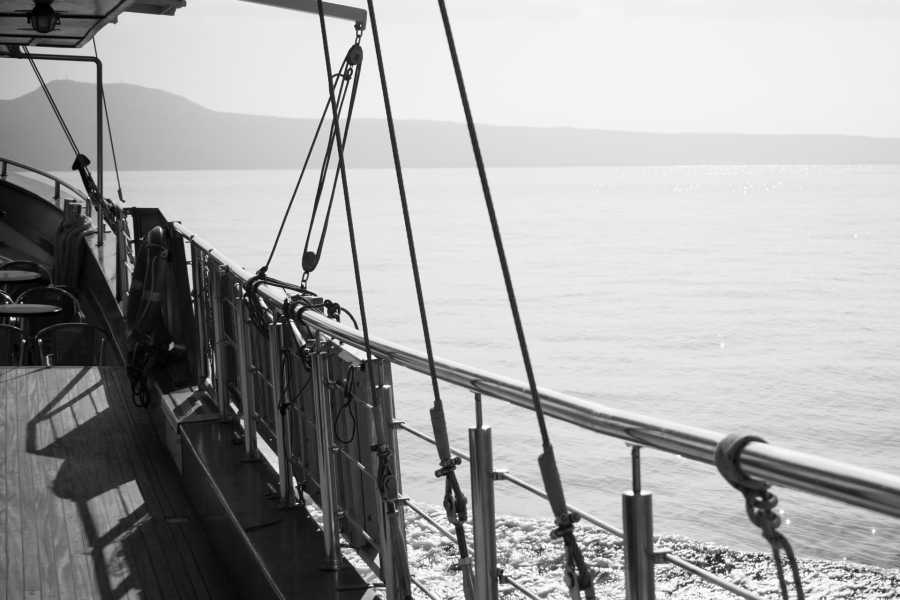 Grekaddict Blue Lagoon Cruise along Sithonia in Chalkidiki