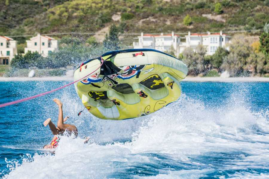 Grekaddict Combo Water Sport Activity Package in Nea Skioni