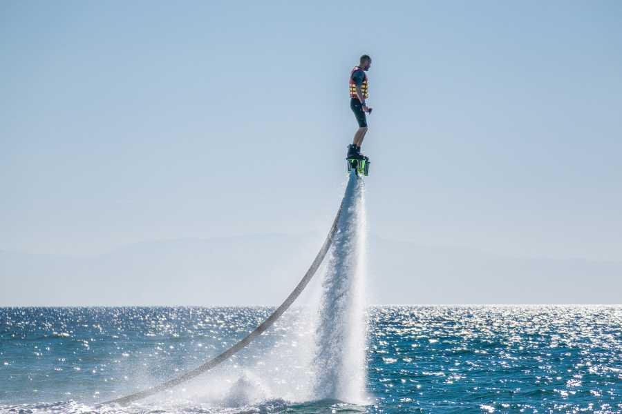 Grekaddict Flyboard in Nea Skioni