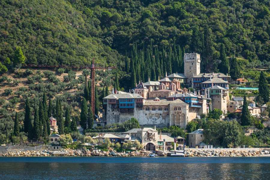 Grekaddict Mount Athos Cruise from Ormos Panagias in Chalkidiki