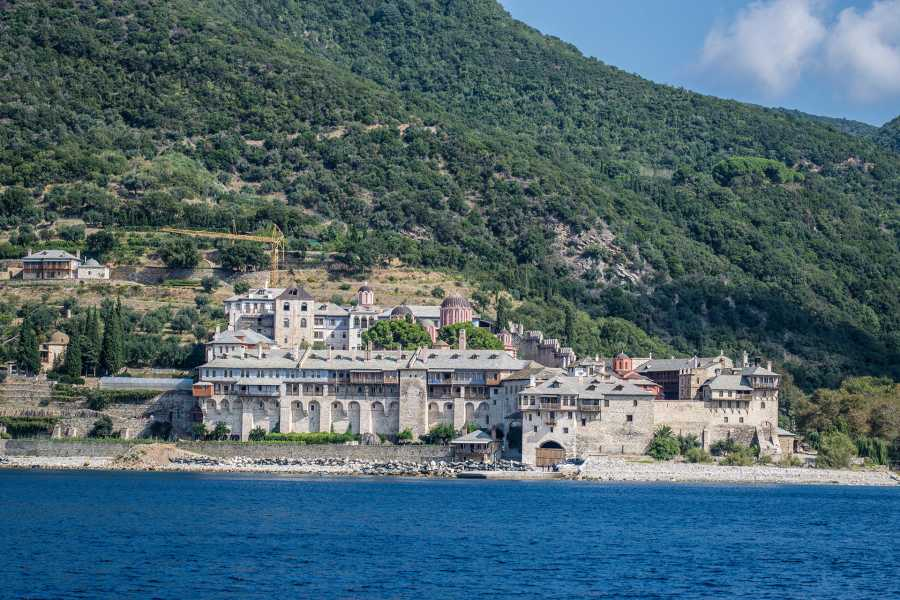 Grekaddict Mount Athos Cruise from Ouranoupolis in Chalkidiki