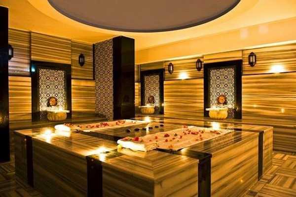 // Turkish Bath