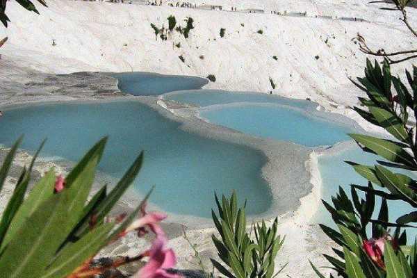 // Pamukkale & Hierapolis from Alanya