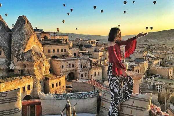 // Cappadocia