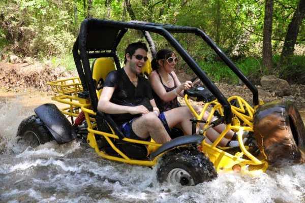 // Buggy Safari Tour