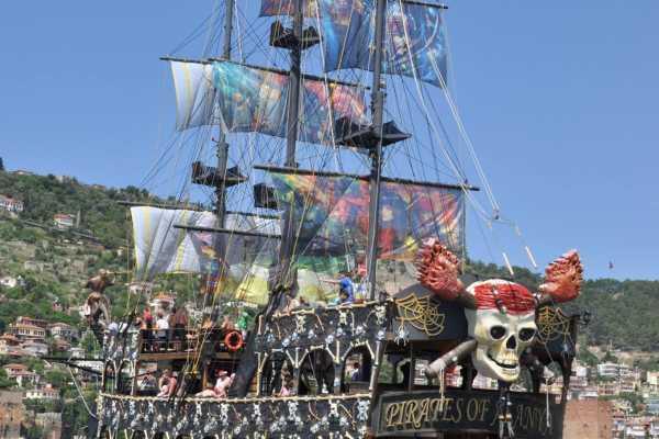 // Pirates of Alanya