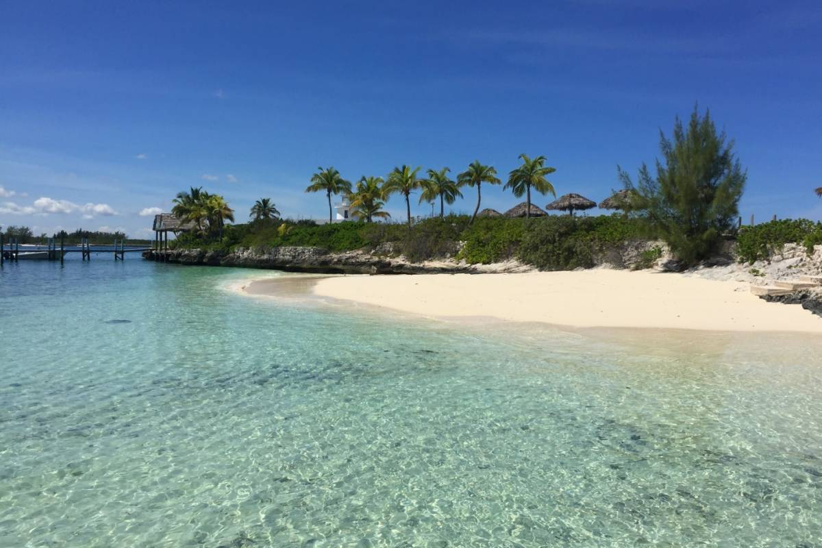 Pearl Island Bahamas Pearl Island Beach Escape incl. Lunch & Snorkel Adventure