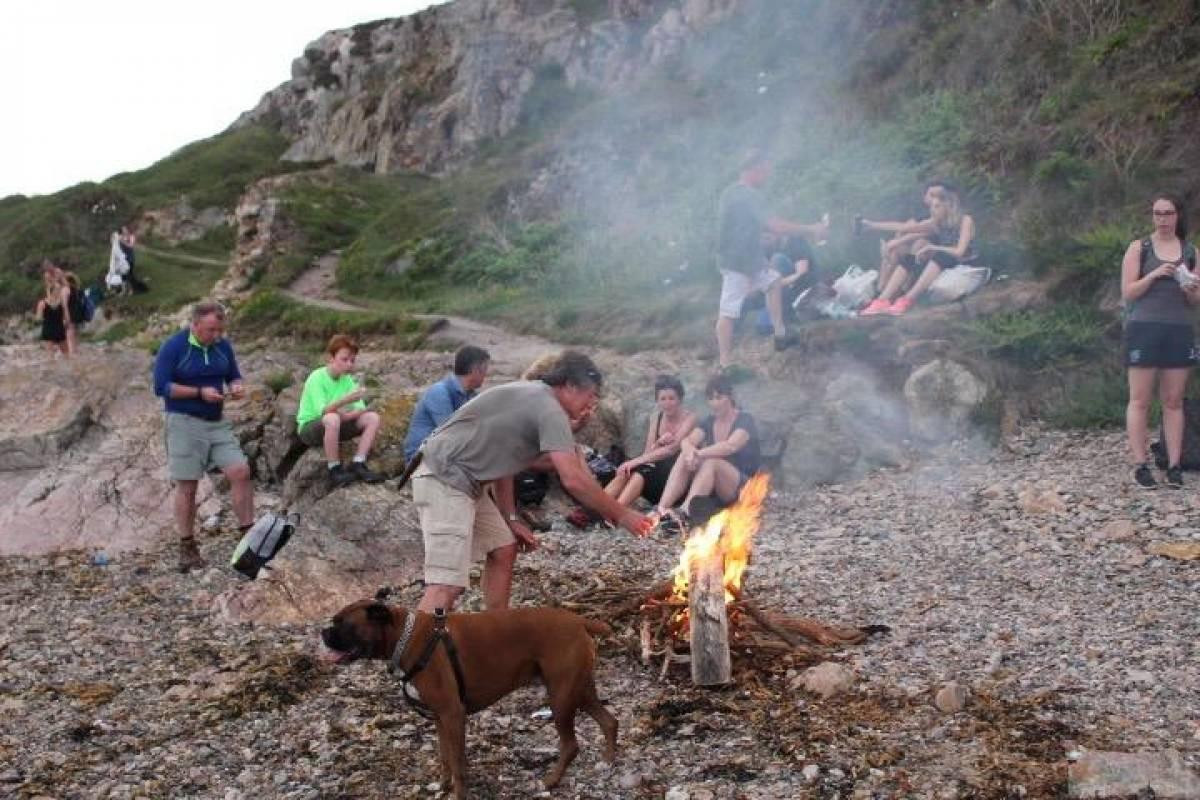 Shane's Howth Hikes Summer Safari Howth - June, July, August