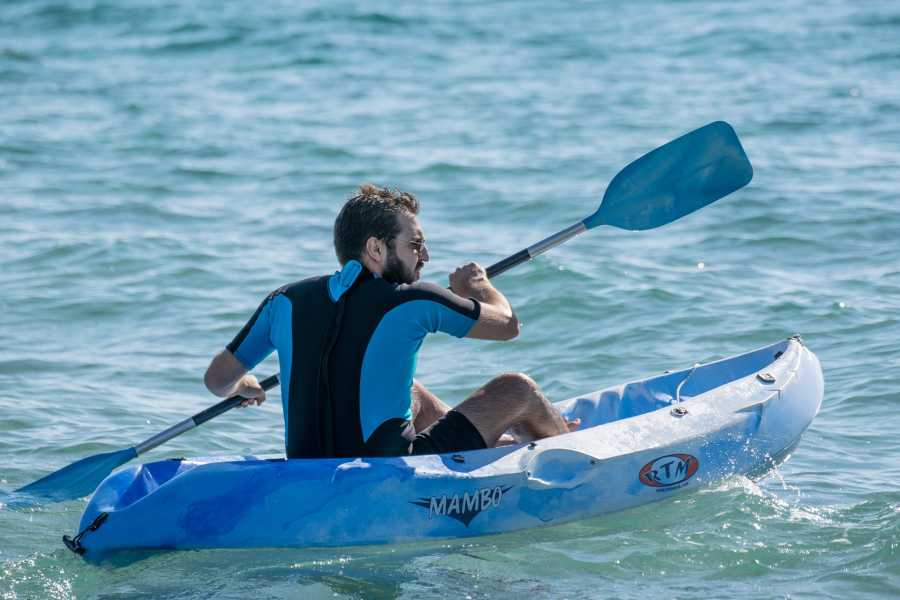 Grekaddict Single Day Water Sport Activities in Nea Skioni