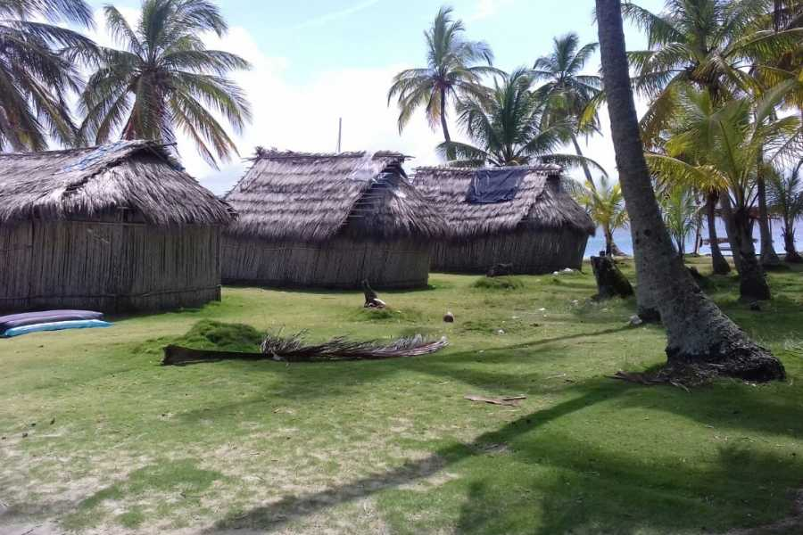 Cacique Cruiser Isla Nubesidub - 1 island trip