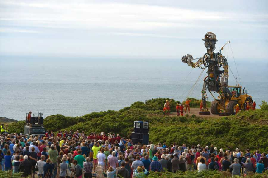 Oates Travel St Ives THE MAN ENGINE @ GEEVOR TIN MINE SATURDAY 31ST MARCH